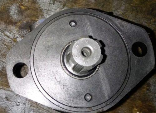 Гидромотор DH 80